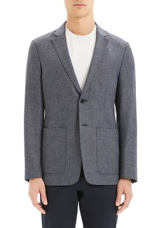 Theory Men's Clinton Dawson Two-Button Jacket
