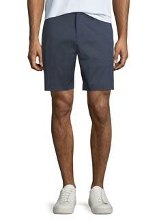 Theory Men's Evan Bayliss-Print Twill Shorts