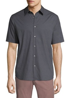 Theory Men's Halldale Menlo Short-Sleeve Sport Shirt