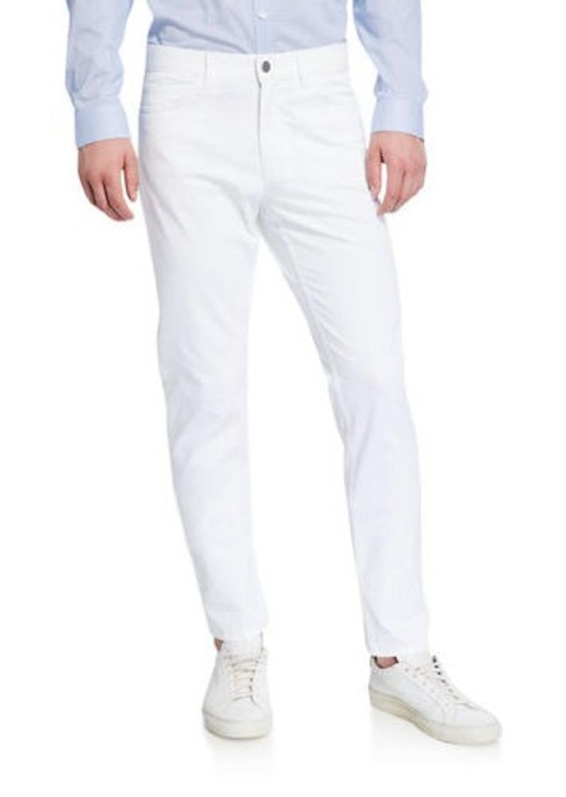 Theory Men's Haydin Stretch-Cotton Pants
