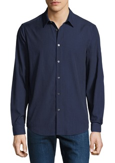 Theory Men's Irving Canvas Sport Shirt