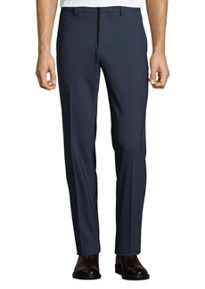 Theory Men's Mayer Broken Check Suiting Pants