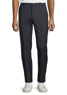 Theory Men's Mayer Textured Suiting Pants