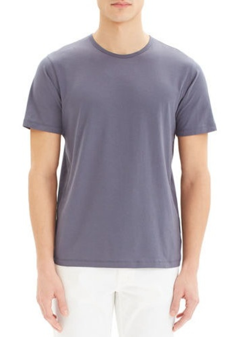 Theory Men's Precise Luxe Cotton Short-Sleeve Tee