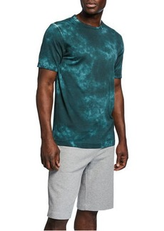 Theory Men's Prism Tie-Dye Short-Sleeve T-Shirt