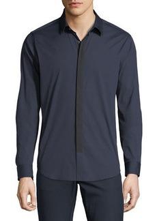 Theory Men's Sullivan Two-Tone Sport Shirt