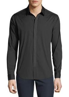Theory Men's Sullivan Two-Tone Sport Shirt