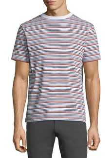 Theory Men's Surfer Striped Classic T-Shirt