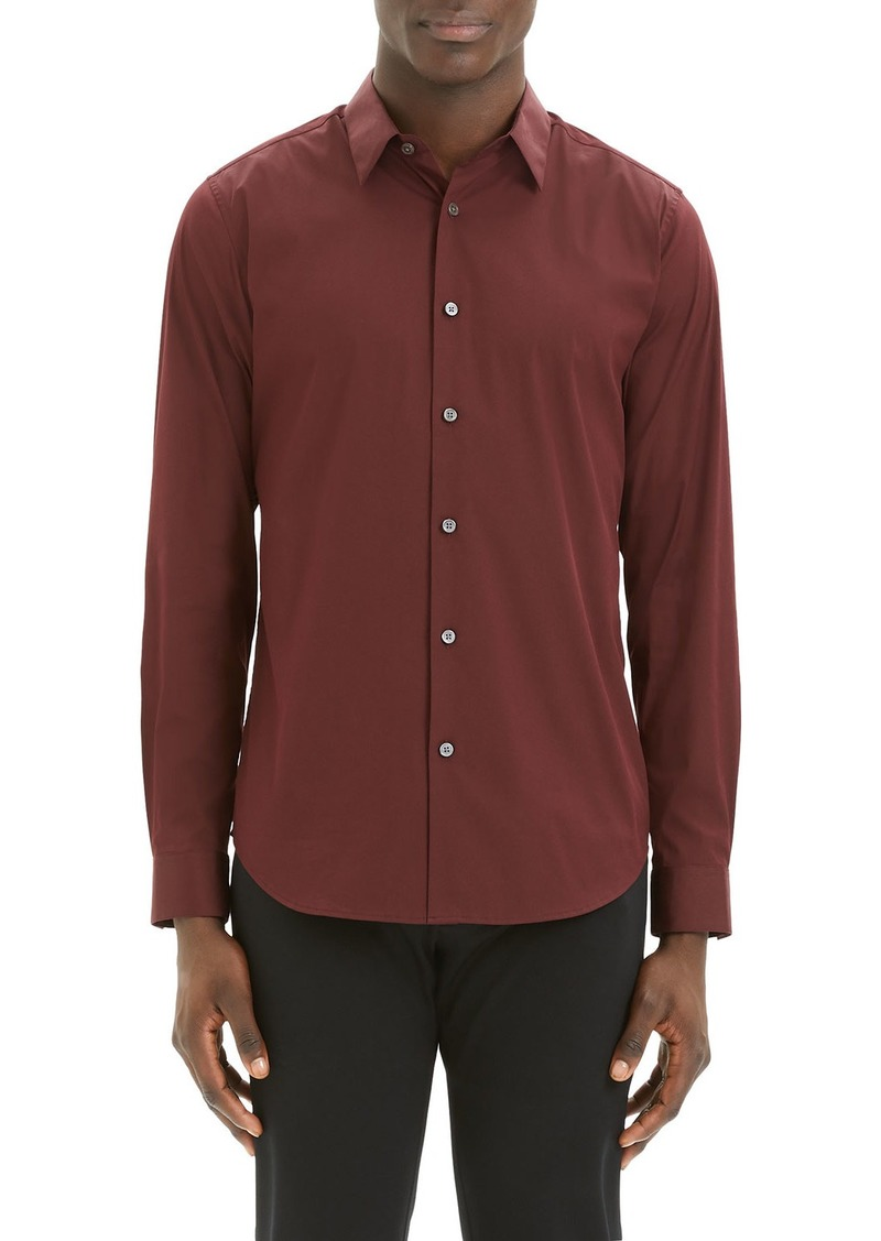 Theory Men's Sylvain Wealth Sport Shirt