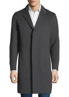 Theory Men's Tokyo Cashmere Double Suffolk Coat