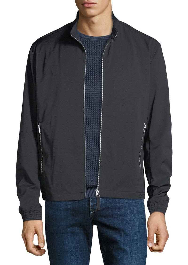 Theory Men's Tremont Neoteric Zip-Front Jacket