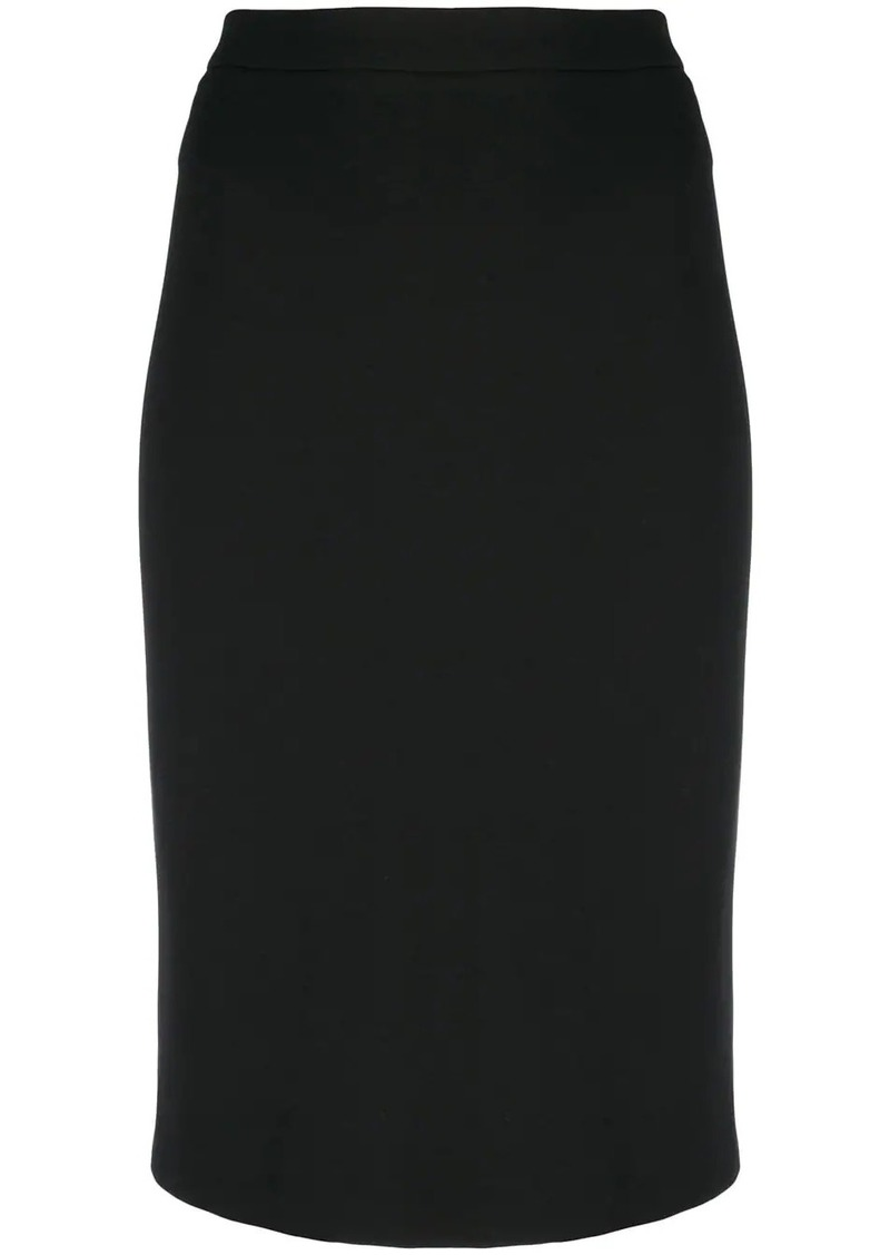 Theory high-waisted pencil skirt