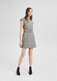 Theory Mod Belt Dress