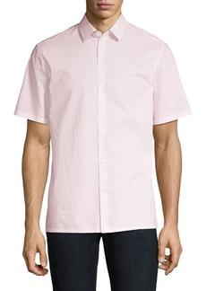 Theory Murrary Charlton Cotton Shirt