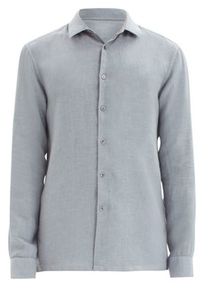 Theory Murray Standard-Fit Linen Irving Shirt