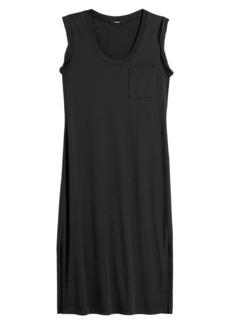 Theory Muscle T-Shirt Dress