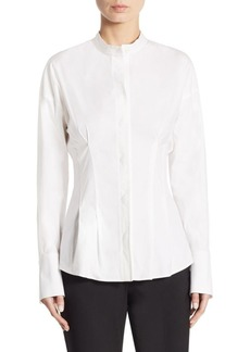 Theory Narthus Casual Button-Down Shirt