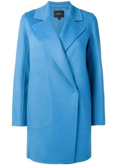 Theory off-centre coat