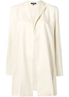 Theory overlay luxe linen jacket