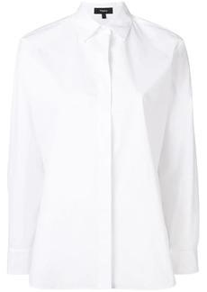 Theory oversized fit shirt