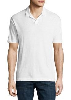 Theory Palm Jersey Polo Shirt