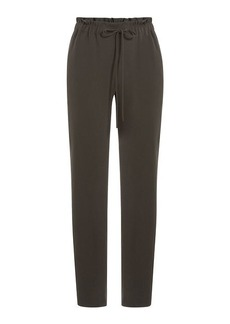 Theory Pants with Drawstring Waist