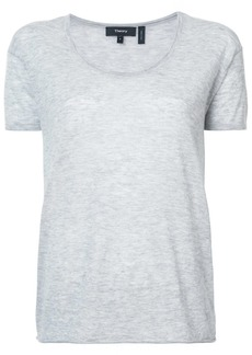 Theory plain classic T-shirt