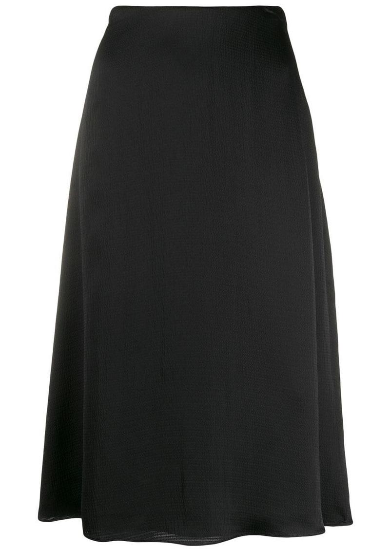 Theory plain skirt