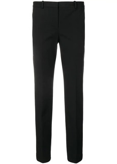 Theory plain tailored trousers