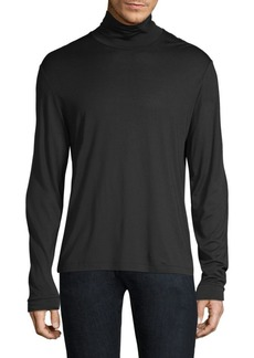 Theory Plaito Funnel Neck T-Shirt