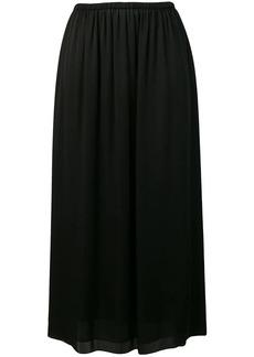 Theory pleated maxi skirt