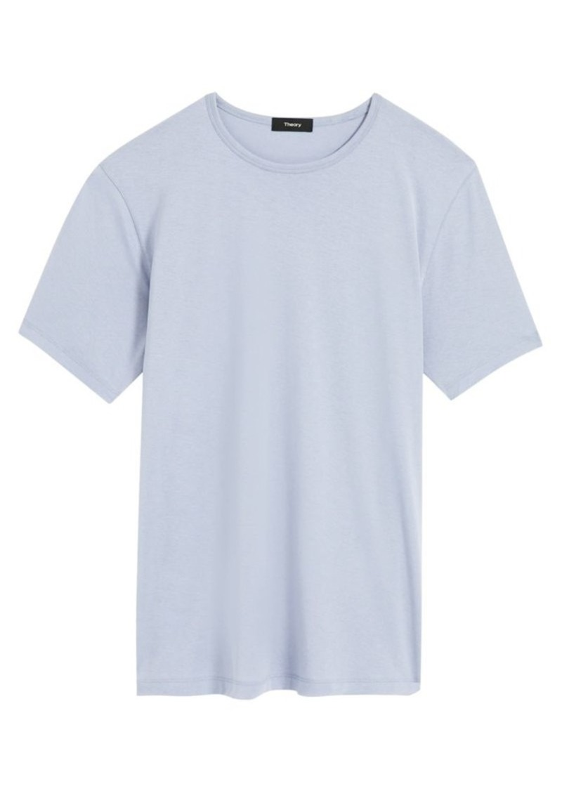 Theory Precise Luxe Cotton T-Shirt