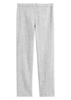 Theory Pull-On Slim Ankle Pants