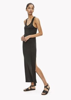 Theory Racer-Back Maxi Dress