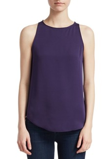 Theory Racer Back Top