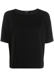 Theory raglan short-sleeved top