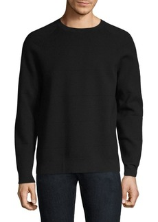 Theory Regular-Fit Fine Bilen Sweatshirt