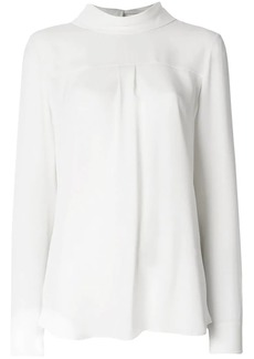 Theory reversed blouse