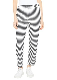 Theory Reversible Striped Joggers