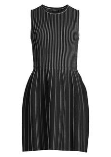 Theory Ribbed Sleeveless Dress