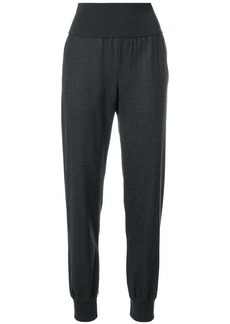 Theory ribbed waist joggers