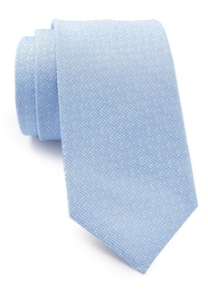 Theory Roadster Lombard Silk Tie
