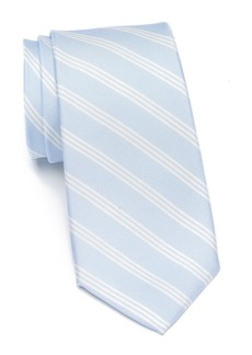 Theory Roadster Regiment Striped Tie