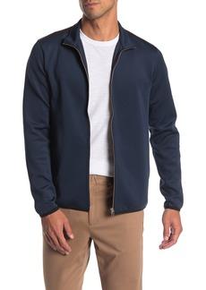 Theory Rolenn Oascent Ponte Knit Zip Jacket