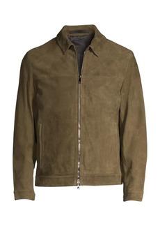 Theory Roscoe Radic Leather Jacket