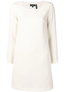 Theory round neck shift dress
