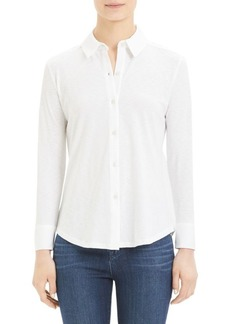 Theory Ruidiro Cotton Shirt