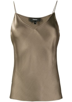 Theory satin camisole