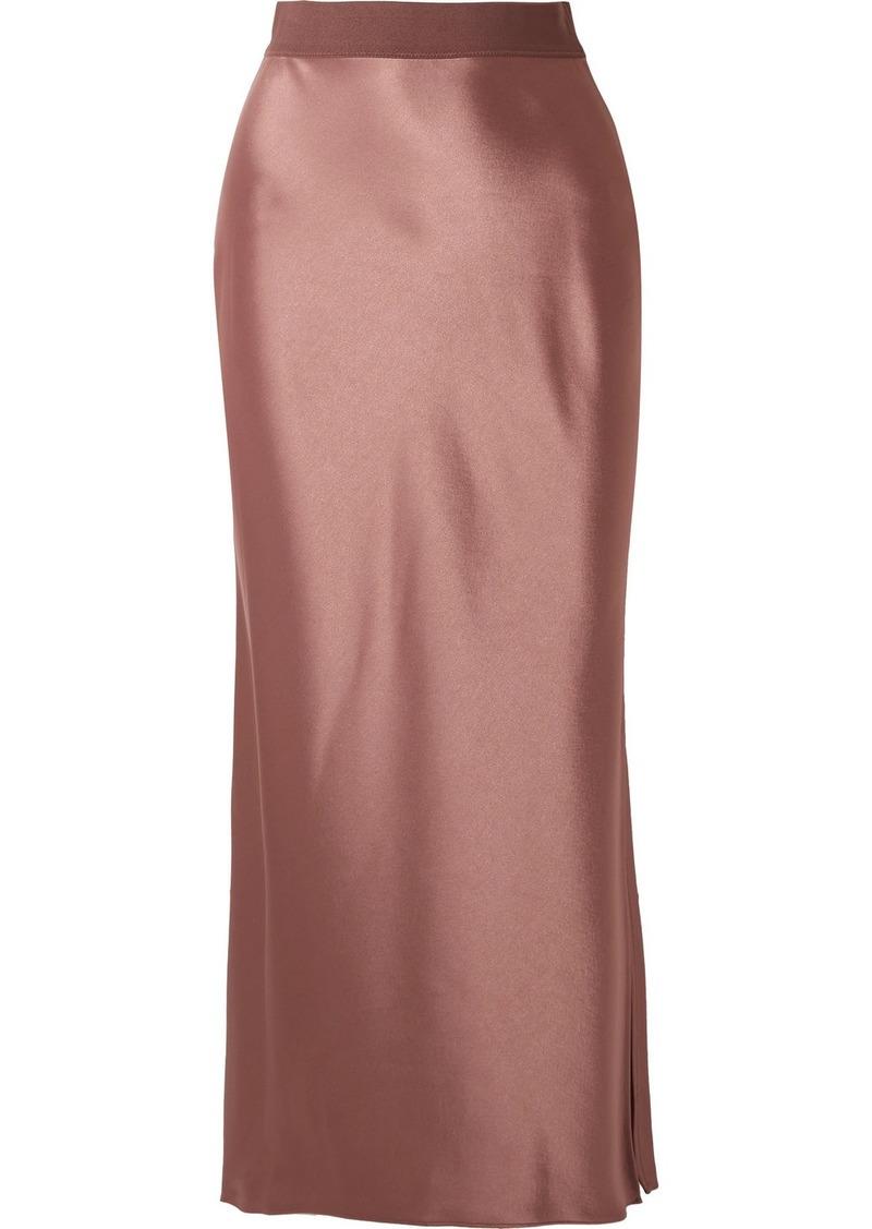 9592007fb4aac1 Theory Satin Maxi Skirt | Skirts