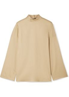 Theory Satin-twill Top